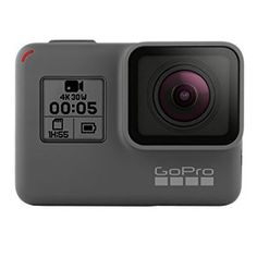 GoPro HERO5 Black Stunning 4K video and 12MP photos in Single, Burst and Time Lapse modes. Durable by design, HERO5 Black is waterproof to 33ft (10m) without a housing Additional GoPro HERO5 Black Features + Benefits below on item page. Preview and playback your shots, change settings and trim your footage, all on your GoPro.