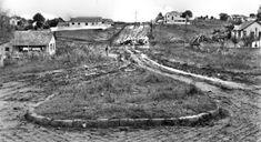 Abertura da Av. 7 de Setembro -1949