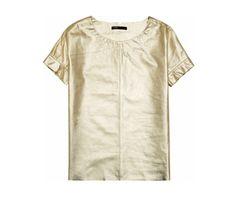 Maje Shirt #leather