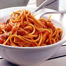 Weight Watchers - Slow Cooker Tuscan Turkey Pasta - 6 Points Plus