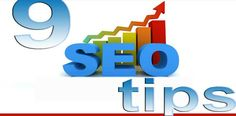 9 seo tips you that you should take care