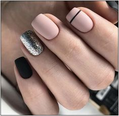outstanding classy nail designs ideas for your ravishing look 14 Free pattern and Tutori. : outstanding classy nail designs ideas for your ravishing look 14 Classy Nails, Stylish Nails, Simple Nails, Trendy Nails, Classy Nail Designs, Short Nail Designs, Nail Art Designs, Nails Design, Shellac Nail Designs