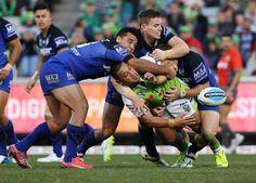 2015 NRL Rd 11 - Canberra Raiders v Canterbury Bulldogs - Josh Papalii