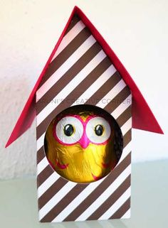 Sweet Owl - Stampin Up