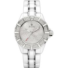 Accutron Ladies Diamond Bracelet Mirador