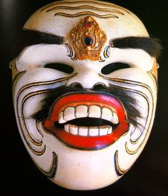 151 Best Topeng Faces Of Indonesia Images Indonesia Dancer East