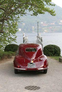 1939 Alfa Romeo 6C 2500 S Berlinetta Touring