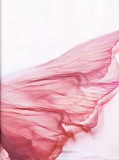 ALFONSO OHNUR FOR HARPER'S BAZAAR ESPAÑA / JUN 2010 ISSUE (via Blue Pool Road) perfect pink