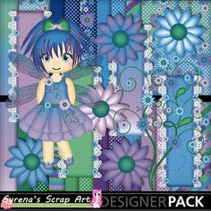 Fairy Myst has arrived! #digital #scrapbook Kit http://www.mymemories.com/store/display_product_page?id=SESA-CP-1407-64013&r=syrenasscrapart