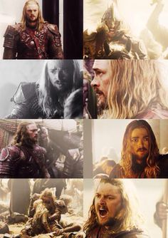 Éomer. So many characters to love in LOTR  he is one of my favorites. Didn't hurt that Karl Urban played him in the movies.