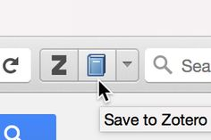 Zotero [zoh-TAIR-oh] is a free, easy-to-use tool to help you collect, organize, cite, and share your research sources.