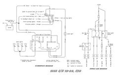 ELECTRIC 2 Speed Wiper Motor Diagram '60s Chevy C10
