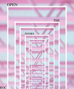 Open The doors / Romain Cottrel / ROC Graphisme