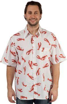 Kramer Lobster Shirt