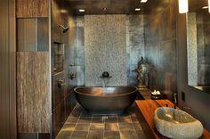 20 interiores com decoração zen para você se inspirar