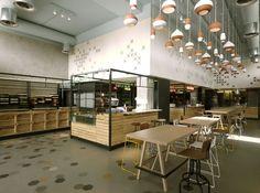 Souk, mercado y restaurante libanés diseñado por K-Studio en Glyfada » Blog del Diseño