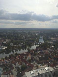 How far will the Donau take you?