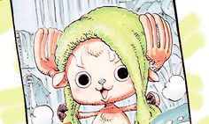 Look at the precious baby~ One Piece 1, One Piece Manga, Anime One, Me Me Me Anime, One Piece English, One Piece Chopper, The Pirate King, Monkey D Luffy, Nico Robin