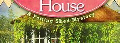 """THE RED BOOK OF PRIMROSE HOUSE BY MARTY WINGATE: BLOG TOUR Win a $25 ebook gift card and a copy of """"The Garden Plot"""""""