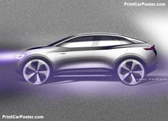 Cool Volkswagen 2017 -  Awesome Volkswagen 2017 -  Volkswagen ID Crozz Concept 2017 poster, #poster, #mo...  Cars World Check more at http://carsboard.pro/2017/2017/07/08/volkswagen-2017-awesome-volkswagen-2017-volkswagen-id-crozz-concept-2017-poster-poster-mo-cars-world/