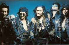 """We had Spinal Tap and Bad News, and while Zodiac Mindwarp and The Love Connection weren't a comedy act as such, they were formed as a parody...but they were bloody good! Their version of """"Born To Be Wild"""" was pure 80s classic."""