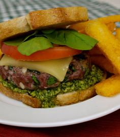 Treat your Dad to the ultimate burger this Fathers Day. These Italian Crostini Burgers are juicy, flavorful and will keep Dad smiling all day! With a homemade pesto mayo and served on garlic sourdough crostini, this gourmet burger is worth the extra effort. You will be creating a restaurant-style experience at home! ITALIAN CROSTINI BURGERS [...]