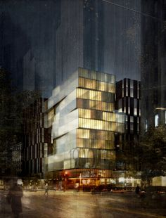 Olson Kundig Architects — 1900 First Avenue Hotel and Apartments
