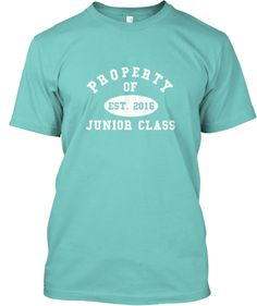 Junior class shirt Class Of 2018 Shirts, School Shirts, Junior Shirts, Class Of 2016, Private Label, Tour T Shirts, T Shirts With Sayings, Pcos, Women's Leggings