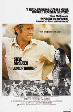 18 de enero: Junior Bonner (1972) de Sam Peckinpah.  Un montador en horas bajas busca reivindicarse en un rodeo en su pueblo natal. Una aparente película menor de Peckinpah de personajes y ambiente rural, cuyas diferencias no van más allá de sus convicciones familiares y sociales. Una historia sencilla que se mantiene con la frente en alto en todo el metraje de la película.