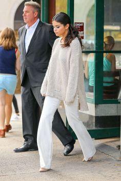 A evolução do estilo de Selena Gomez