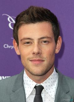 Cory Monteith | Canadian actor .. gone far too soon.... Born: May 11, 1982, Calgary - Died: July 13, 2013, Vancouver