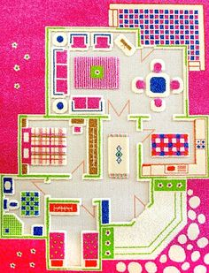 Play house pink play carpet by ivi. I'm actually a little giddy about this. :) Now i just need to persuade my husband why Liv (by that i mean ME) needs this. :)
