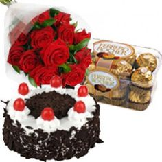 Send Online Birthday Chocolates Gifts To India For Loved Ones Place Order Same Day And Midnight Chocolate Bouquet Delivery In At Best Price