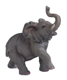 6.5 inch Small Polyresin Elephant With Trunk Up Figurine Statue GSC,http://www.amazon.com/dp/B0052GKKEI/ref=cm_sw_r_pi_dp_YFB7sb07EB87B9MB