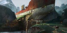 City-5 by ~Rahmatozz on deviantART