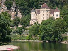 Kayak on the Dordogne