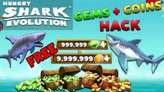 Hungry Shark Evolution Hack and Cheats Online Generator for Android and iOS You Can Generate Unlimited Free Gems and Coins!Get Unlimited Free GEMS and Coins! Cheat Online, Hack Online, Shark Games, Mundo Geek, Play Hacks, App Hack, Game Resources, Game Update, Free Gems