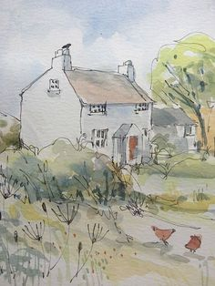 The Herb Shed: | new horizons... | #LandscapingSketch