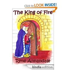 Beautifully illustrated book for children 4-8 years old about a boy who likes to play with fire.
