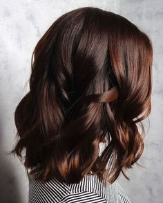 50 Trendy Brown Hair Colors and Brunette Hairstyles for 2021 - Hair Adviser