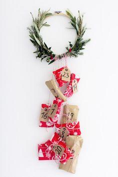 Natur Adventskranz Printable Christmas Cards, Christmas Greeting Cards, Christmas Greetings, Monthly Planner Printable, Printable Calendar Template, Countdown Calendar, Kids Calendar, Advent Calendar Fillers, Advent Calendars