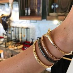 Micro nano bone bracelethttp://ift.tt/2q14urs and golden crochttp://ift.tt/2pnCRgg #spring2017 #fashion #handmade #jewels #gold #bracelet #blogger #luxury #saturdaymood #goodmood