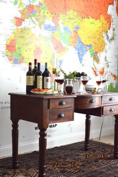 designaddictmom:  A look at wine regions of the world.