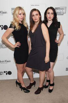 Lena Dunham's style evolution: CLEO