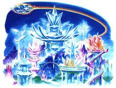 Magical Girl, Science Fiction, Dragon, Age, Calamari, Sci Fi, Dragons