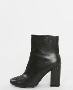 Boots à talons