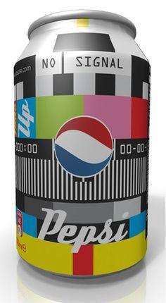 Pepsi #packaging #design