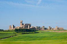 Artajona, una de las murallas medievales mejor conservadas de Navarra - Los 200 pueblos más bonitos de España