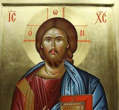 Byzantine Icons, Painted Clothes, Son Of God, Orthodox Icons, Jesus Christ, Salvador, Gallery, Saints, Christ
