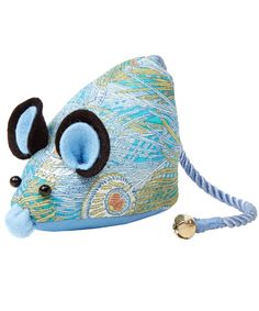 Liberty Print  Mouse Pin Cushion - these come in lots of lovely colours and we think they are really sweet!
